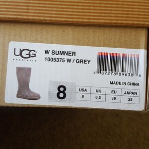 Shoes - NEW Ugg Sumner boot